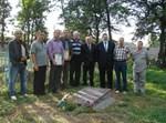 קברי אחים באוקראינה