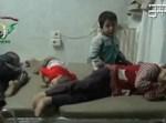 צילום מסך ערוץ הטלויזיה הסורית