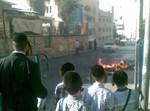 הפגנות בירושלים. צילום ארכיון