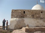 הור ההר, שם על פי המסורת מקום מנוחתו של אהרון הכהן