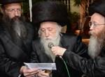 """הגאון רבי אליהו שמואל שמרלר זצ""""ל ר""""י צאנז"""