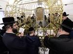 יהודים מתפללים בציון של הנועם אלימלך בליז'ענסק
