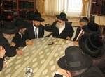 """ועדת הרבנים לענייני תקשורת עם הגר""""ע יוסף"""