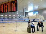נמל התעופה בן גוריון ריק, צילום: פלאש 90