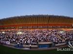מלחמת הקודש. האירוע בטדי (צילום: ישראל ברדוגו - שלאגר נט)