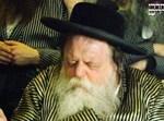 """האדמו""""ר מתולדות אברהם יצחק. צילום: אהרן ליבוביץ"""