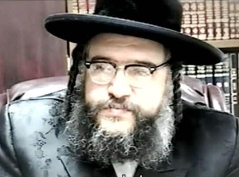 מנהיג לב טהור, הרב  שלמה הלברנץ