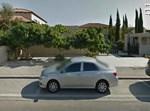 הווילה של מוטי זיסר. צילום: google street view