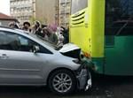 התאונה. צילום: איחוד הצלה