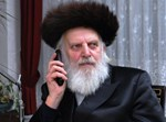 """רבי מנדל יוסף נויגרשל ז""""ל. מארכיון הרב מרדכי זאב שוומנפלד"""