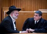 גרוסמן באולם בית משפט העליון. צילום: יונתן זינדל, פלאש 90