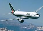 """מטוס אליטליה. צילום: יח""""צ"""