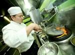 אילוסטרציה, מטבח סיני. פלאש