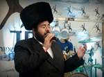 הזמר ישראל אדלר. ארכיון