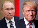 פוטין וטראמפ, טראמפ, פוטין, טראמפ ופוטין