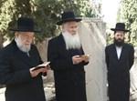 הרבנים לאו בתפילה. צילום: שוקי לרר