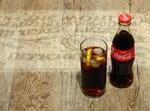 משקה קוקה קולה