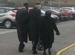 הרב ברלנד משוחרר מבית החולים. צילום: באדיבות המצלם
