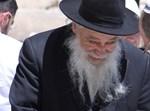 הרב נבנצאל. צלם:מתתיהו גולדברג