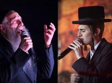 יעקב נחומי וקובי הר צבי