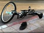 תאונת אופניים. אילוסטרציה