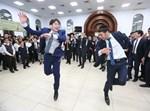 ריקודים בשמחת בית שואבה