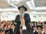 הרב חנניה צ'ולק. צילום ארכיון יהודה פרקוביץ