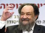 """הרב אברהם רביץ ז""""ל. צילום: פלאש 90"""