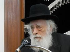 הגאון רבי שמואל אריה לוין