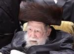 The Rebbe of Erloi shlita