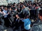 הפגנת הפלג הירושלמי בבר אילן על אסיר אילת