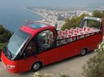 אוטובוס תיירים של דן