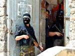 מחבלים, חמאס, רובים, טרור