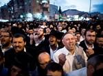 ציבור, קהל, אחדות, לוויה, מחאה, הפגנה, חרדים, ספרדים, מפגינים, הלוויה