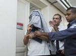 אילוסטרציה. עצור בבית משפט השלום בירושלים