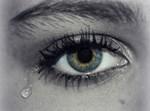 עין דומעת, אילוסטרציה