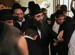 הרב פינטו בבית משפט הבוקר, צילום: פלאש90