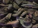 נעלי יהודים מהשואה