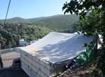 Meron tents. Photo: Shuki Lerer