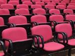 הרצאה, מרצה, הופעה, מופע, אודיטוריום, כסאות, מושבים, רמקול, מיקרופון, דרשן, כנס,
