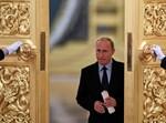 נשיא רוסיה פוטין