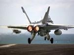 מטוס קרב ממריא