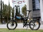 אופניים חשמליים. צילום: קובי הר צבי