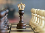 שחמט, מלך כתר