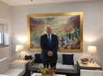 דיוויד פרידמן, שגרירות ארצות הברית, הובי אלישע
