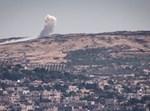 הצד הסורי של רמת הגולן, צילום: באסל עווידת, פלאש90