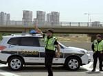 דוברות משטרה