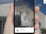 """האפליקציה מזהה את תיאטרון הבימה בת""""א"""