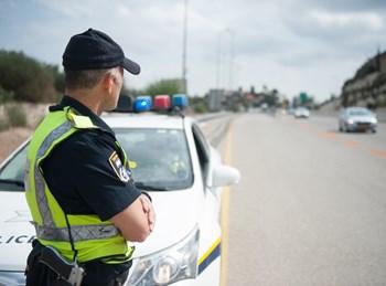 שוטר משטרת התנועה