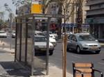 תחנת אוטובוס